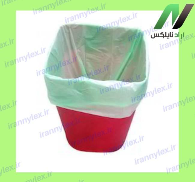 قیمت عمده کیسه زباله زیست تخریب پذیر