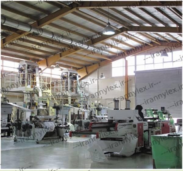 کارخانجات تولیدی پاکت پلاستیکی
