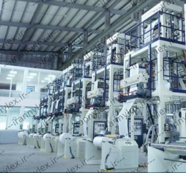 کارخانجات تولید کننده نایلکس
