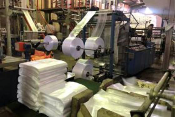 تولید کننده کیسه پلاستیکی