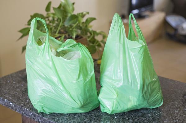 پلاستیک های سبز